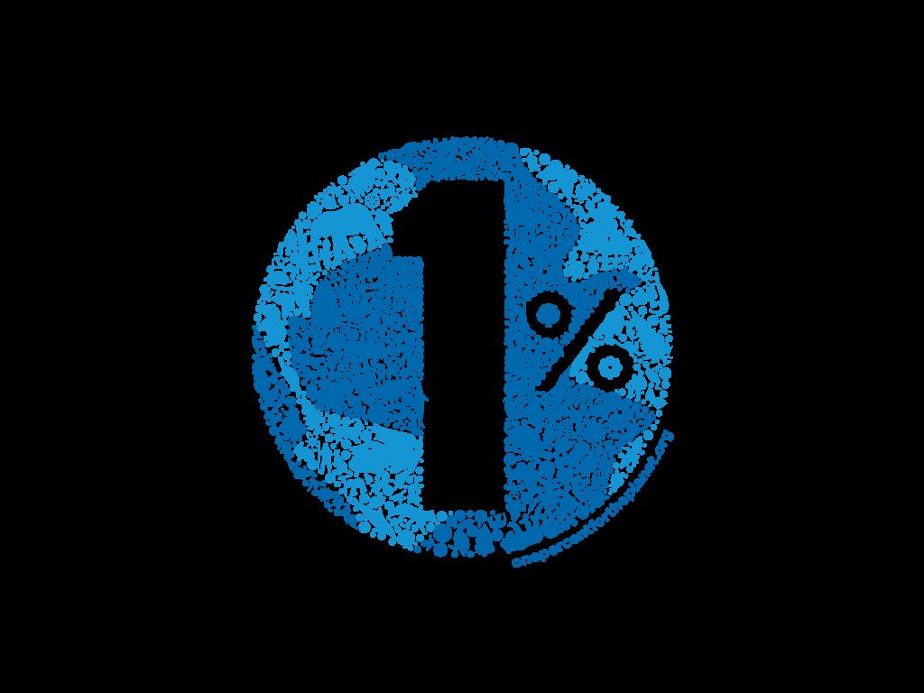 HelloAsso soutient l'initiative de 1% for the Planet !
