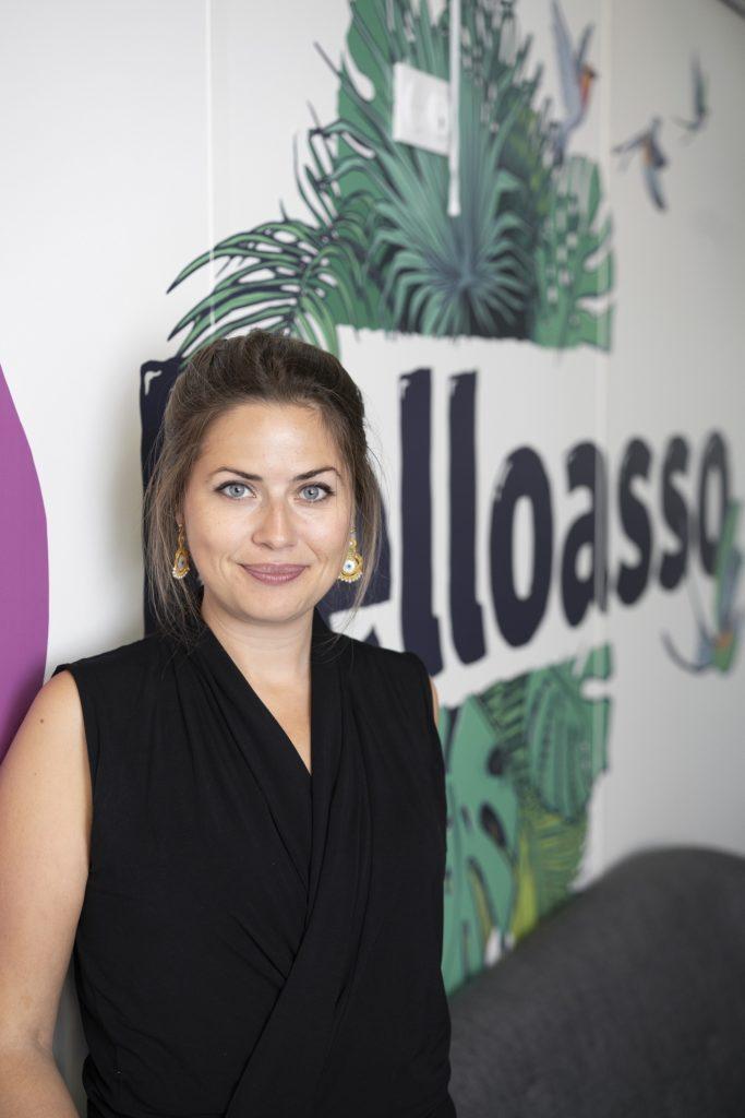 Hannah Berkouk, Directrice Générale de HelloAsso